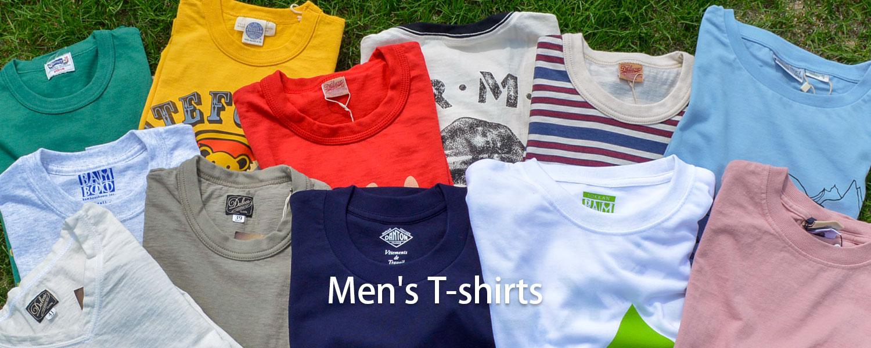今年の夏は思いっきりTシャツを楽しもう!
