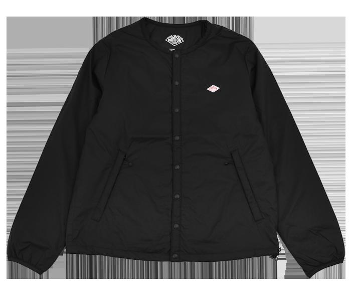 ダントン (DANTON)インサレーションジャケット プリマロフト レディース JD-8878SBT BLACK