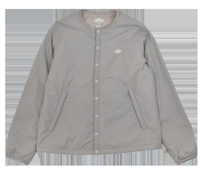 ダントン (DANTON)インサレーションジャケット プリマロフト レディース JD-8878SBT TAUPE