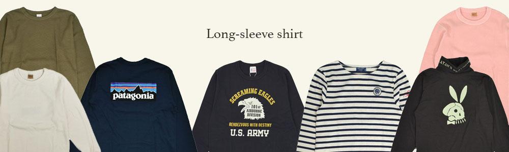 ロングTシャツ ロンT 長袖Tシャツ その他アイテムリンク