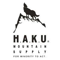 ハク(H.A.K.U)ロゴ