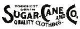 シュガーケーン(SUGARCANE)ロゴ