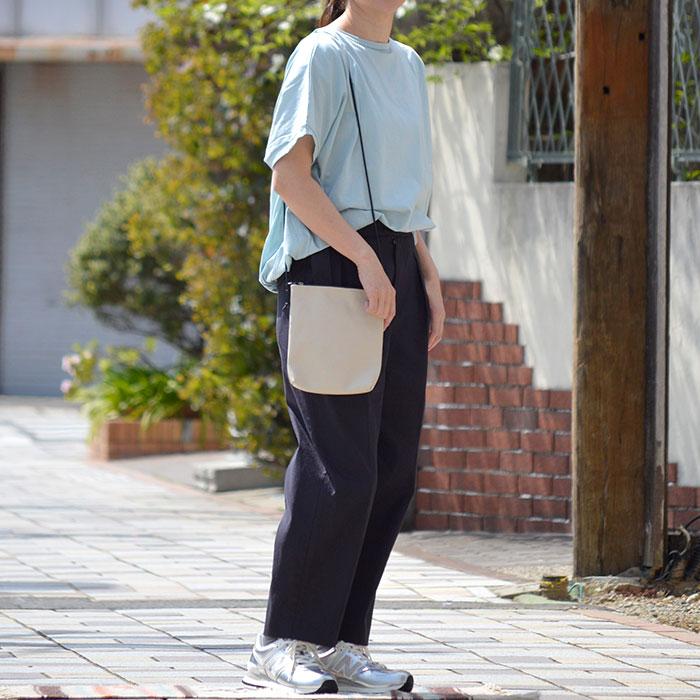 マオメイド (MAOMADE) UV シルケット コットン バックギャザーTシャツ 半袖カットソー プルオーバー 121212 を使ったレディースコーディネート