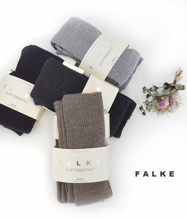 ファルケ(FALKE) ソフトメリノ リブタイツ(JAPAN SPECIAL) 48455