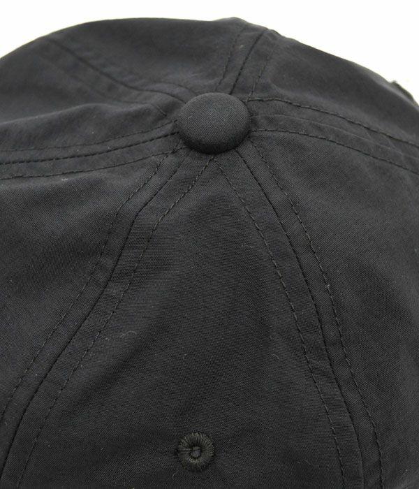 ダントン(DANTON) ナイロンタフタ キャップ 帽子 UVカット JD-7144NTF