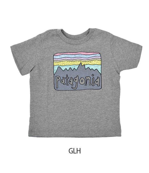 パタゴニア(PATAGONIA) ベビーフィッツロイ スカイズ オーガニックTシャツ 60419