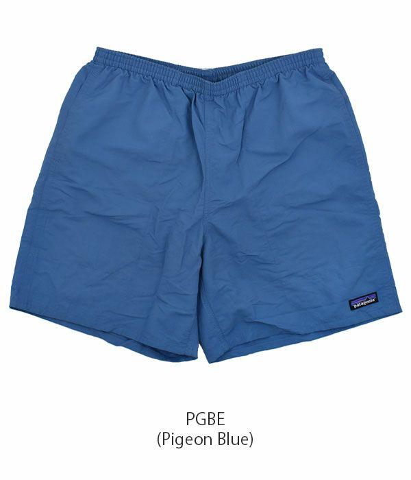 パタゴニア(PATAGONIA) メンズ バギーズ ロング ショーツ ショートパンツ 7in (18cm) 58034