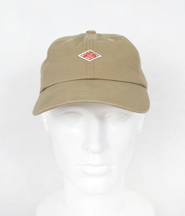 ダントン(DANTON) コットンツイルキャップ 帽子 JD-7144TKC