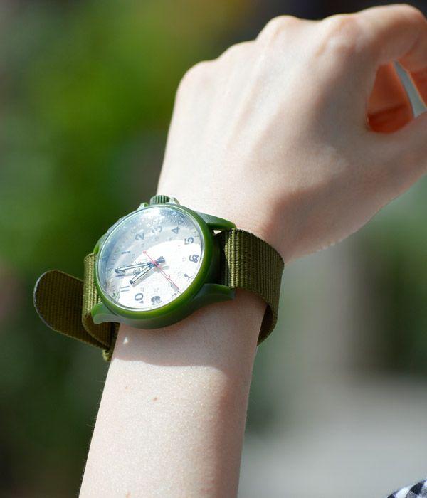イルビゾンテ (IL BISONTE) ARMY WATCH 腕時計 54192-3-09197