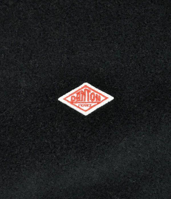 ダントン (DANTON) ノーカラーフリースジャケット JD-8939