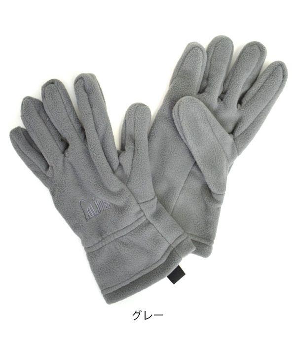 コリンボ (COLIMBO) HUDSON VALLEY FREECE GLOVES フリースグローブ 手袋 ZU-0710