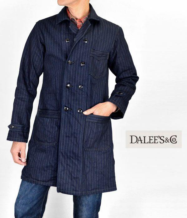 ダリーズ (DALEE'S&Co) UNION COAT ショップコート カバーオール