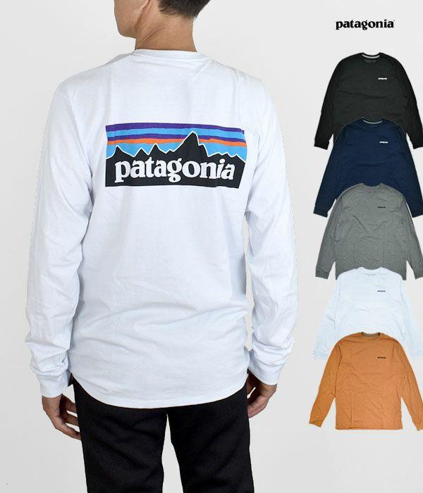 パタゴニア(PATAGONIA)メンズ ロングスリーブ P-6 ロゴ レスポンシビリティー 38518