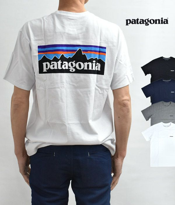 パタゴニア(PATAGONIA)メンズ P-6 ロゴ レスポンシビリティー 38512