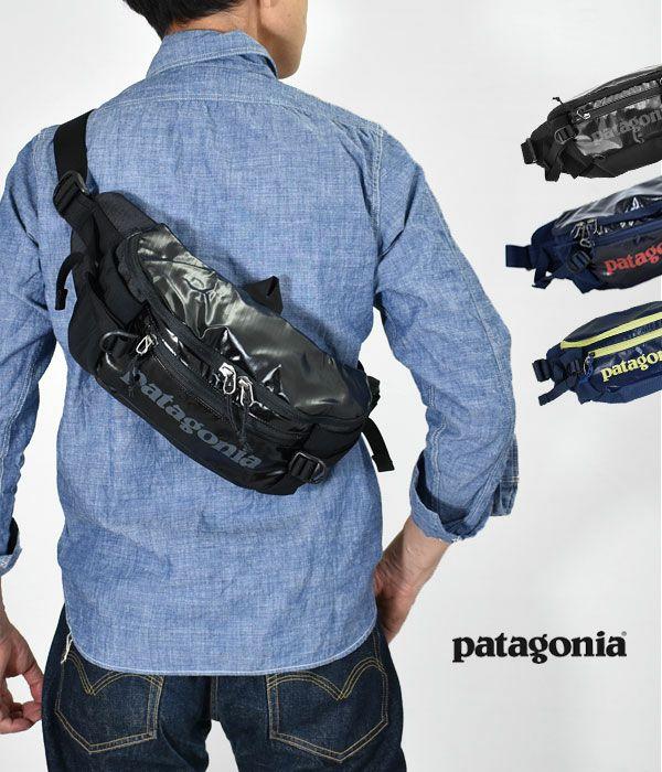 パタゴニア(PATAGONIA)Black Hole Waist Pack 5L ウエストバッグ ショルダーバッグ 49281