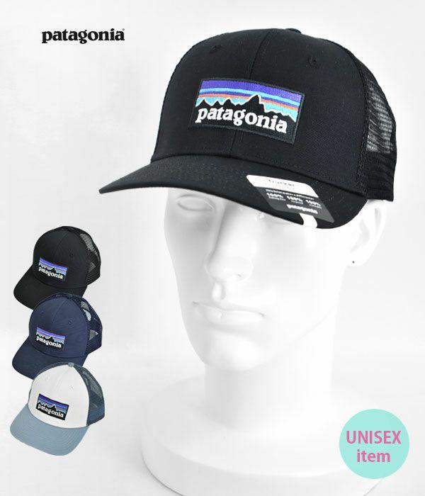 パタゴニア(PATAGONIA)P-6 Logo Trucker Hat P-6 ロゴ トラッカーハット 38289