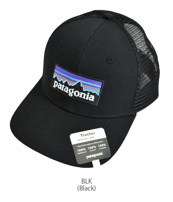 パタゴニア (PATAGONIA) P-6 Logo Trucker Hat P-6 ロゴ トラッカーハット 帽子 メッシュキャップ 38289