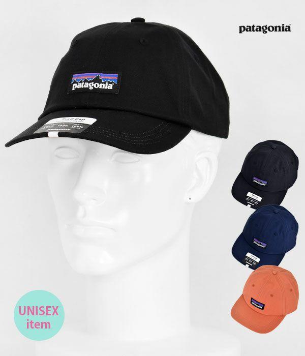 パタゴニア(PATAGONIA)P-6 Label Trad Cap P-6ラベルトラッドキャップ 38296