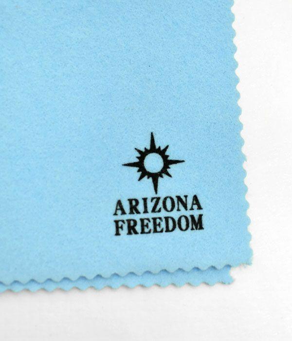 アリゾナフリーダム (ARIZONA FREEDOM) ポリッシュクロス ケア用品 シルバーアクセサリーケアグッズ