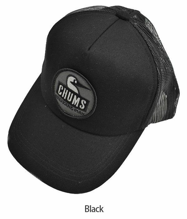 チャムス (CHUMS) Booby Face Mesh Cap 帽子 キャップ CH05-1158