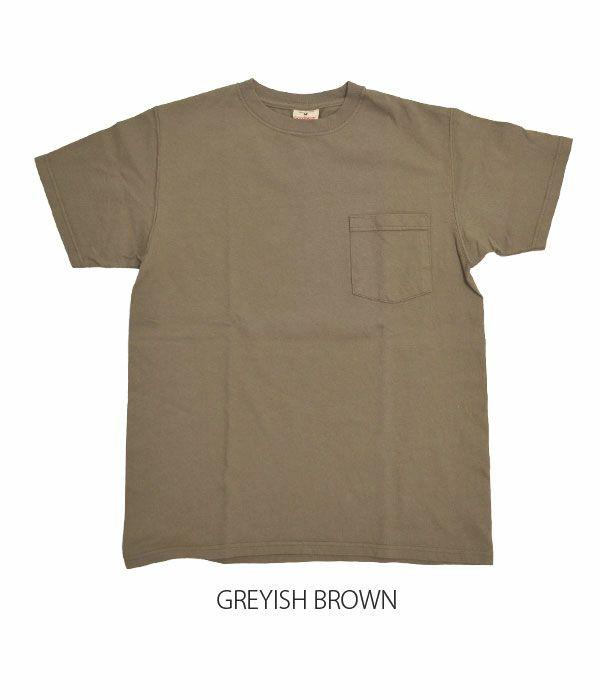 グッドウェア (GOODWEAR) S/S POCKET TEE 半袖ポケットTシャツ GW040066