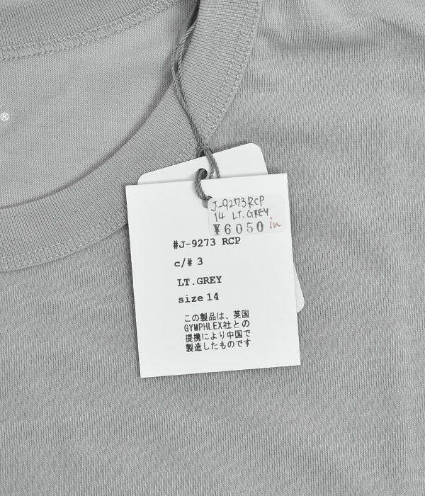 ジムフレックス (GYMPHLEX)リサイクル ポリエステル ジャージー フレンチスリーブTシャツ ワンポイント 半袖Tシャツ J-9273RCPS