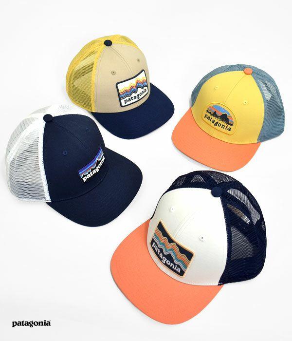 パタゴニア(PATAGONIA)Kid's Trucker Hat 66032